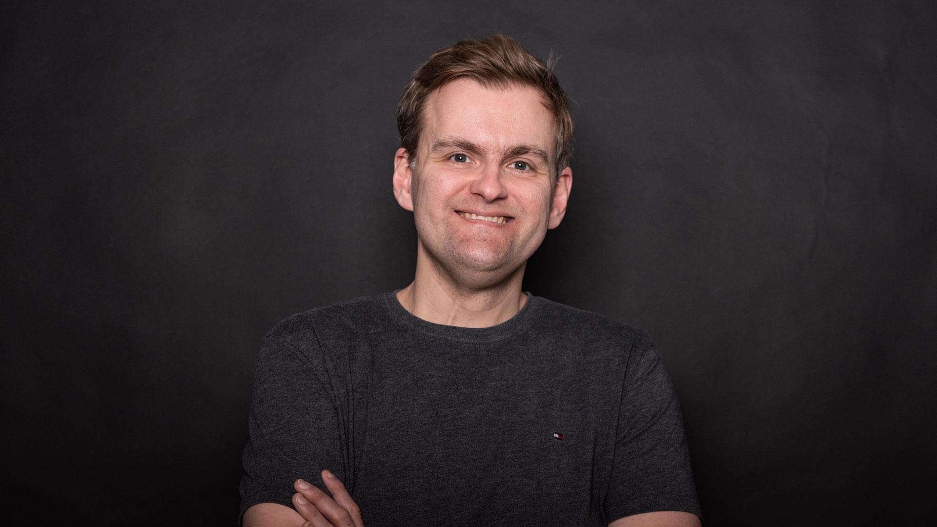 Peter Caunitis, Multimedia & UI/UX Designer